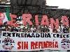 Crónica. Villanueva de la Serena. Manifestación / 17-3-07.