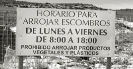 Piden que se acabe con las escombreras ilegales en Extremadura.
