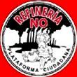 Manifestación en Almendralejo organizada por la Plataforma CIUDADANA Refinería NO.
