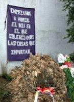 La ARMH de Mérida reclama un vez más un monumento a los desaparecidos durante la guerra civil