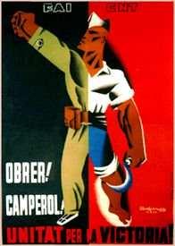 Ciclo cine y anarquismo en Cáceres