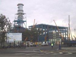Recogida de firmas para parar la construcción de una central térmica en Huelva