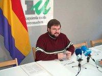 IU llevará ante el Comité Anticorrupción la entrega del 73% de las ayudas de PYME a empresas de Alfonso Gallardo