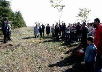 Investigan los nombres de los enterrados en la fosa común de Mérida
