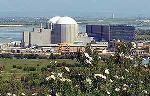 La rotura de varios fusibles ocasiona la parada automática del reactor de la central de Almaraz