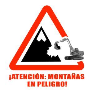 Acción en defensa de las montañas