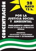 CGT-Cáceres ha hecho un llamamiento a toda la CGT de Andalucía para apoyar y asistir a la convocatoria