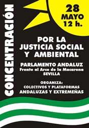 'Refineria NO' pide al gobierno andaluz que no permita el paso del oleoducto por la sierra de Huelva