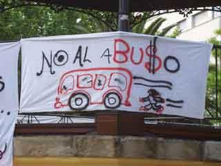 ALEGACIONES A LA INJUSTIFICADA Y ABUSIVA SUBIDA DEL TRANSPORTE URBANO EN CÁCERES