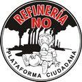 Kaosenlared en apoyo de la Plataforma Refinería NO