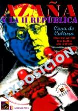 VILLAFRANCA DE LOS BARROS (BADAJOZ) 12-30 JULIO 2006 EXPOSICIÓN: AZAÑA Y LA II REPÚBLICA.