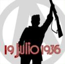 Pegada carteles la noche del 18 al 19 de julio por localidades de toda Extremadura