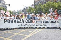 Más sobre la semana de movilizaciones contra la pobreza: actos en Extremadura