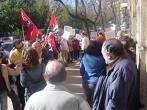 Concentración de los trabajadores del INSS de Cáceres el martes 31 a las 11.05 a las puertas de las dependencias del INSS en Cánovas.