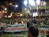 Crónica. Manifestación en Villafranca / 16-12-06