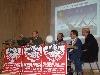 Conferencia de Chano Labrador en Villafranca de los Barros.