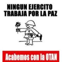 Campaña contra la OTAN contracumbre en Sevilla 2 a 9 de Febrero