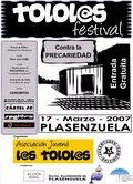 Festival contra la Precariedad   en Plasenzuela