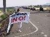 Refinería No: Tractorada y Concentración en Mérida