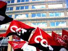 Concentración trabajadores INSS Cáceres