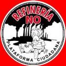 Encierro en Villafranca para mostrar la repulsa a la Refinería