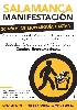 Seguimiento manifestaciones y actos, Salamanca 15/10/2005