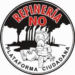 Marcha Virtual contra la refinería