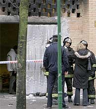 Terrorismo patronal: 22 extremeños murieron en 2004 por accidentes laborales