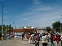 Fiesta antinuclear en Jaraíz de la Vera y concentración de protesta en Almaraz.