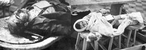 LISTADO DE EXTREMEÑOS MUERTOS ENTRE 1931-1953