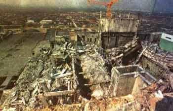 Aniversario del accidente de Chernobil