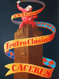 Información sobre el Festival de Teatro Clásico de Cáceres y de Mérida