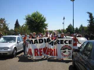 Fotos de la concentración en Mérida de la manifestación Refinería NO