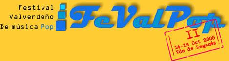 Fevalpop. 14-16 de octubre en Valverde de Leganés