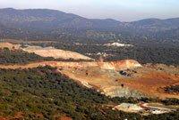Baja la cotización de Río Narcea Goldmines