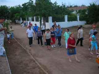 """Asociación Socio-Cultural """"Alda Moret"""" proclama el dercho a la autogestión del barrio"""