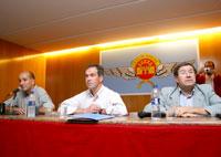 """La plataforma ciudadana """"Refinería NO"""" se presentó este sábado en Mérida. Encierro en Fuente del Maestre"""